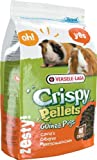 Versele Laga Meerschweinchenfutter Crispy Pellets 2 kg, 2er...