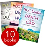 Hamish Macbeth Collection - 10 Books (Paperback) RRP £79.90