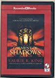 img - for Garment of Shadows by Laurie R. King Unabridged MP3 CD Audiobook (Mary Russell and Sherlock Holmes Series) book / textbook / text book
