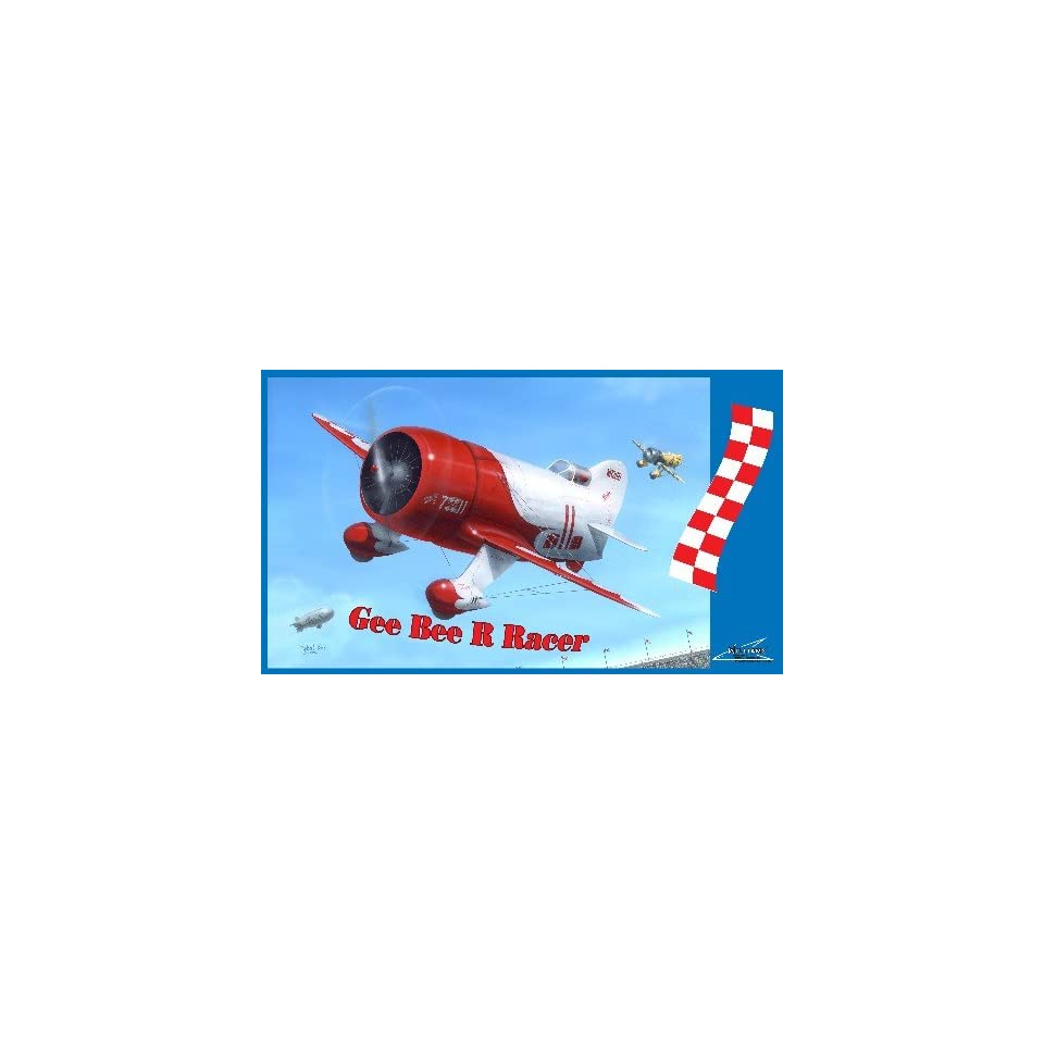 Williams Brothers 1/32 Gee Bee R Racer Aircraft (Ltd Plastic Kit
