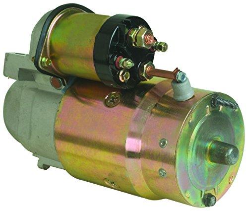 New Marine Starter for Crusader 77-88 w/ GM 350 5.7 454 7.4 305 5.0 229 3.6 (Marine 350 Starter compare prices)