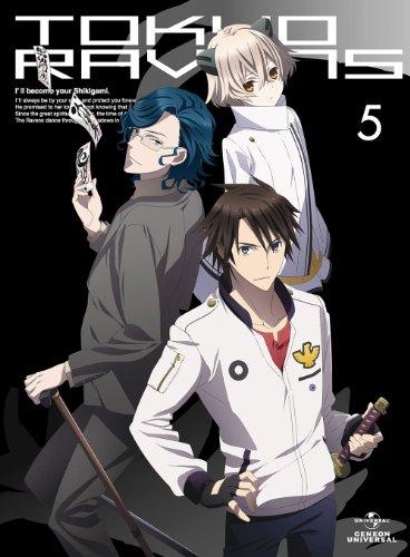 東京レイヴンズ 第5巻 (初回限定版) [Blu-ray]