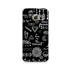 TAZindia Designer Printed Hard Back Case Cover For Samsung Galaxy S6 Edge Plus