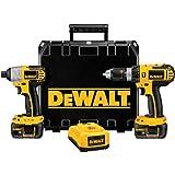 DEWALT DCK266L  18-Volt Lithium-Ion Compact 2-Tool Kit