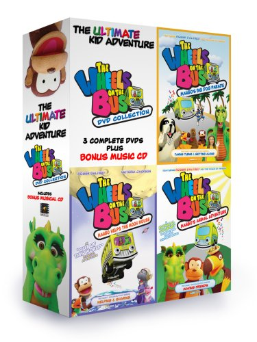 The Wheels on the Bus Box Set