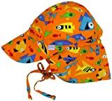 i play. Baby-boys Infant Flap Sun Protection Hat