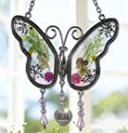 Mom Butterfly Mother Suncatcher with...