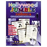Hollywood Jumble BrainBusters: 170 Puzzles with a Show Business Theme (Jumbles) (1572435941) by Tribune Media Services