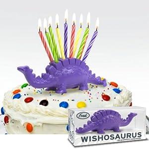 Fred Wishosaurus Candle Holder