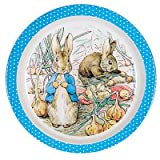 Melamine Peter Rabbit with Onions Children's Bowl