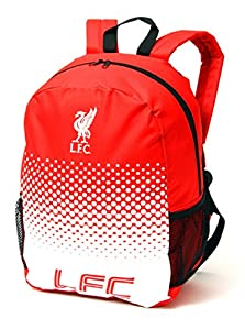 Liverpool FC Football Fade Rucksack Backpack by Liverpool FC