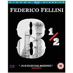 8 & A Half Frederico Fellini [Blu-ray]