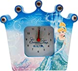 Disney Cinderella Alarm Clock Analogue 90010 90010