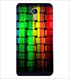 PrintDhaba Pattern D-4313 Back Case Cover for LETV (LE ECO) LE 1 PRO (Multi-Coloured)