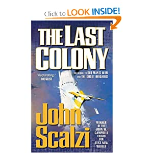The Last Colony by