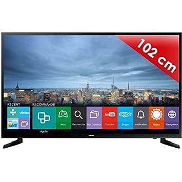 "Samsung UE40JU6000 TV Ecran LCD 40 "" (101 cm) 1080 pixels Tuner TNT 800 Hz"