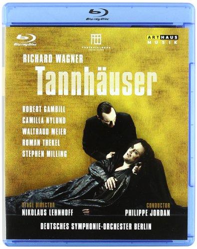 Tannhauser (Jordan/(Gambill,Nylund) - Wagner - Blu Ray