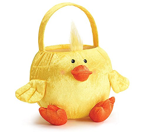 Duck Easter Egg Basket