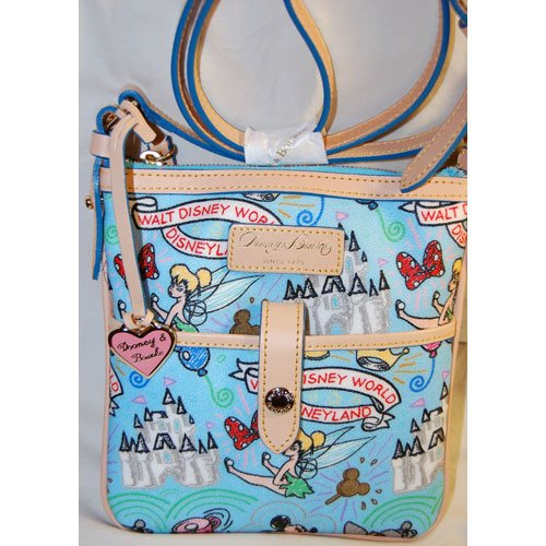 Disney Dooney &#038; Bourke Mickey Mouse Carrier &#8211; Blue