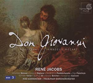 Mozart - Don Giovanni / Jacobs