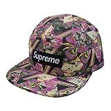 (シュプリーム) SUPREME LIBERTY THORGERSON CAMP CAP キャンプキャップ ジェット 帽子 (並行輸入品)