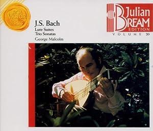 Bach: Lute Suites, Trio Sonatas