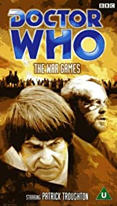 Doctor Who: War Games [VHS]