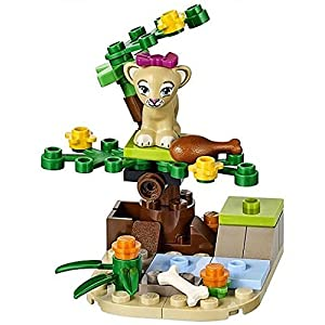 Lego Friends Series 6 - Lion Cub's Savanna 41048