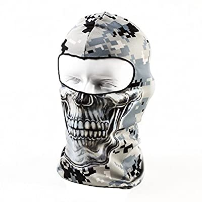 Your Choice Motorcycle Cycling Balaclava Thin UV Protective Sports Ski Face Mask