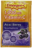 Emergen-C Vitamin C Acai Berry Fizzy Drink Mix 30 Sachets