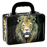 Lion Metal Lunch Box