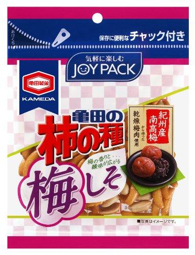 亀田製菓 亀田の柿の種梅しそ 75g×20袋