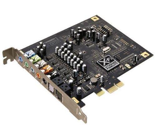 CREATIVE Sound card - Sound Blaster X-Fi Titanium 7.1 PCI Sound Card