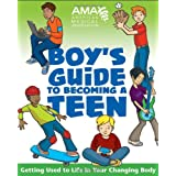 American Medical Association Boy's Guide to Becoming a Teen ~ Kate Gruenwald Pfeifer