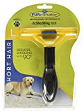 FURminator de Shedding Tool and FurVac Comb for Large Dogs with Short Hair