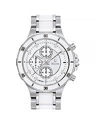 Bulova 98P125 Mens Amboise White Chronograph Watch