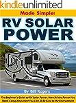 RV Solar Power Made Simple!: The Begi...