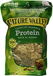 Nature Valley Protein Crunchy Granola Oats \'n Honey 11oz (311g)