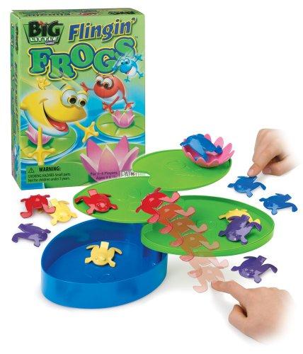 Flingin' Frogs - Big Little Games - 1