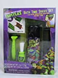 Teenage Mutant Turtles Bath Time Shave Set