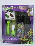 Teenage Mutant Turtles Bath Time Shave Set