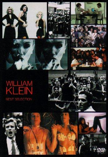 ウィリアム・クライン ベスト・セレクション (革命の夜、いつもの朝/モデル・カップル/モード・イン・フランス/イン&アウト・オブ・ファッション) [DVD]