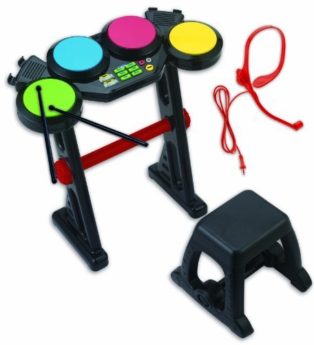Winfun Kids Fun Electronic Drum Set Children, Kids, Game