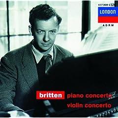 Britten: Piano Concerto, Op.13 - 2. Waltz