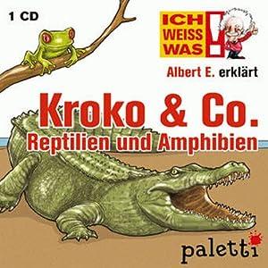 Albert E. erklärt Kroko & Co. (Ich weiß was) Hörbuch