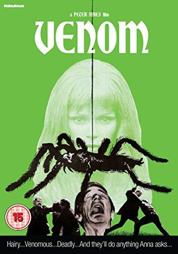 Venom [DVD] [Edizione: Regno Unito]