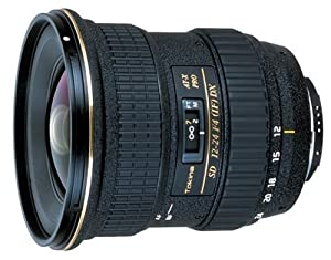Tokina 12mm - 24mm F/4 PRO DX Autofocus Zoom Lens for Nikon Digital SLR Cameras