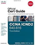 CCNA ICND2 640-816 Official Cert Guide (3rd Edition)