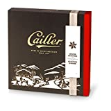 CAILLER Winter Selection Chocolates, Small Box Assortment, 4.8 Ounce (20 Pieces)