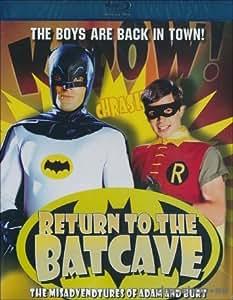 Return To The Batcave - The Misadventures Of Adam And Burt [Blu-ray] [2003] [Region 2] [Import]